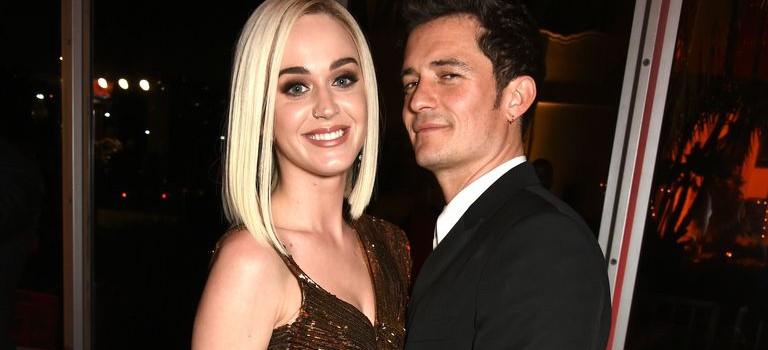 小天后Katy Perry恨嫁了!受訪表示:或將很快組建家庭!