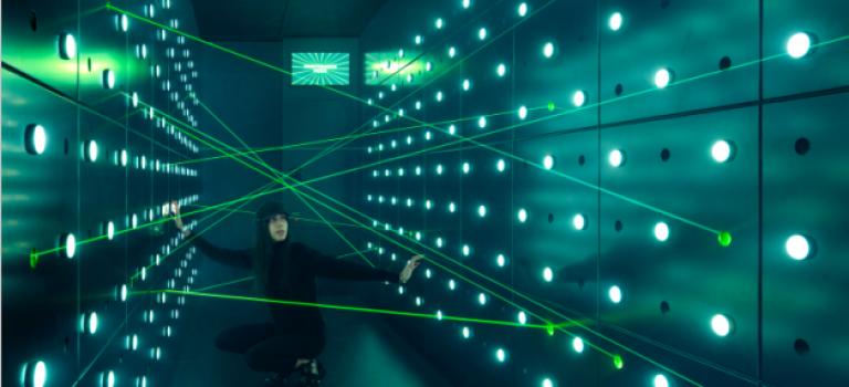 超酷的間諜博物館終於開啦! 適不適合當間諜,互動展覽告訴你