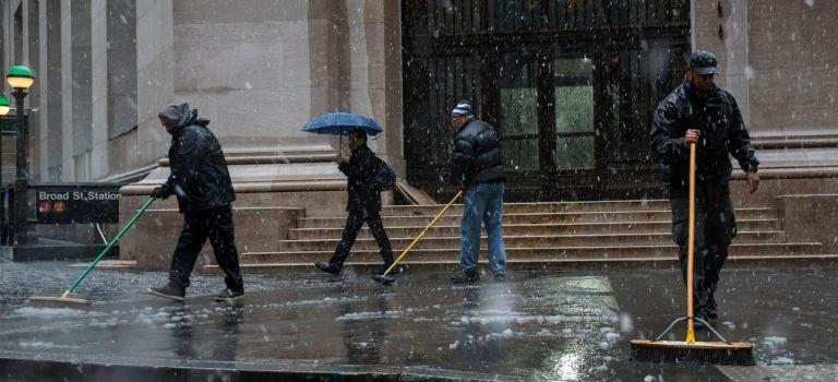 紐約人民真的好苦! 又一場暴風雪正在路上,春分日將迎雨雪