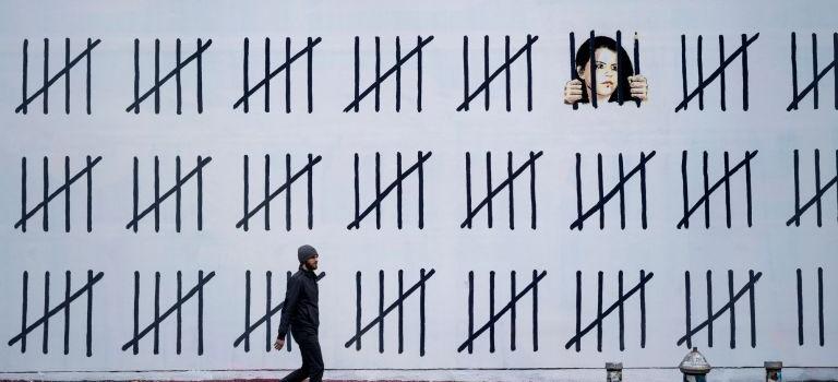 曼哈頓現著名塗鴉藝術家班克斯作品,深度和酷並存!