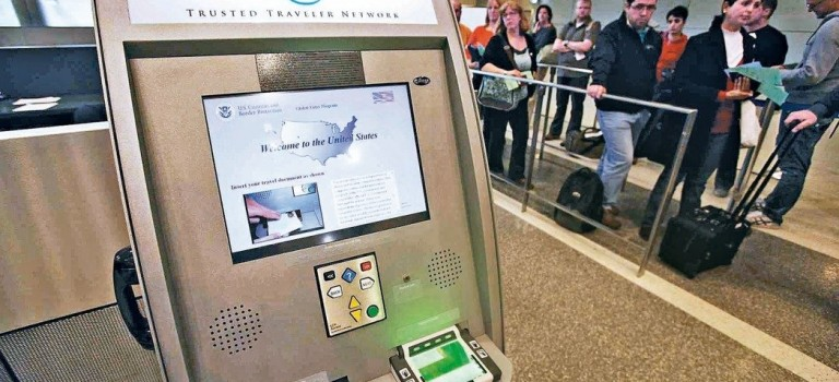 好消息!持台灣護照可電子通關,再也不用排長隊啦!