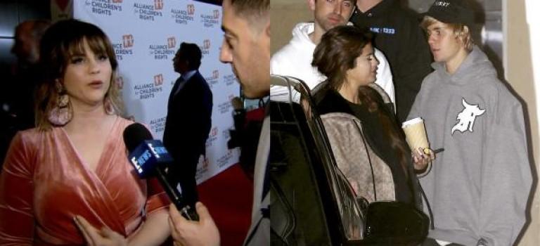 首次被問到 Jelena戀,Selena媽媽這樣回答…