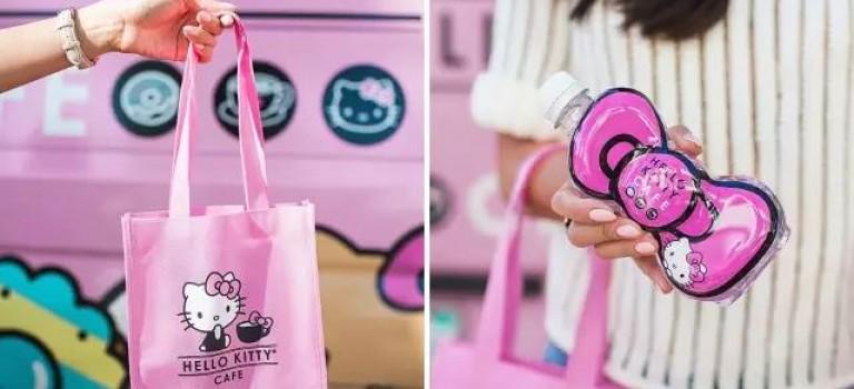 超萌的Hello Kitty又回归纽约,明天大家不见不散!