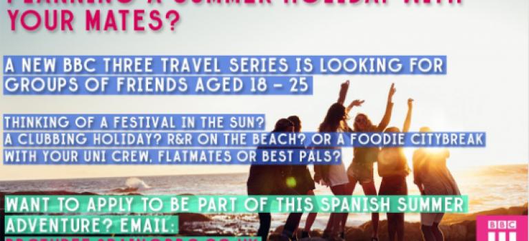 這夏天,BBC請你免費遊西班牙!