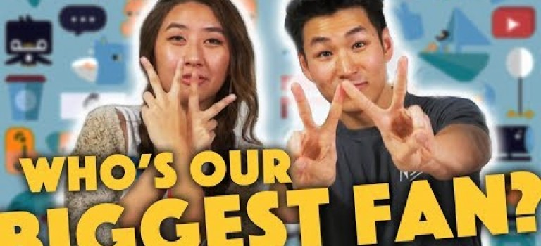 WONG FU TRIVIA ft. Mike Bow – Lunch Break!