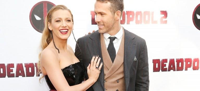 《死侍2》首映Blake Lively現身支持丈夫,穿搭竟有這番講究!
