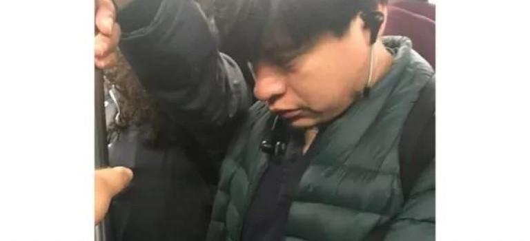 """纽约地铁通勤竟遇到""""咸猪手"""",男子屡次犯案遭警方通缉"""
