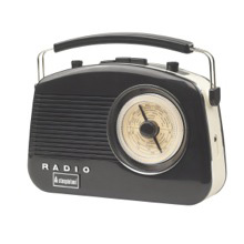 Brighton Retro Styled Radio
