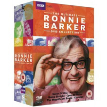 The Ultimate Ronnie Barker DVD Collection