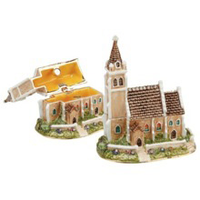 Parish Church Treasured Trinket Box