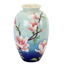 Magnolia Bloom Vase