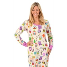 Party Owls Night Dress
