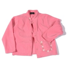 Pink Rose Bed Jacket