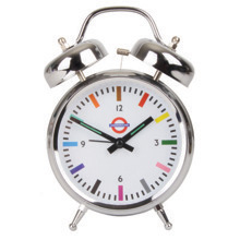 London Underground Alarm Clock