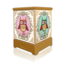 Cute Owls Lantern Jigsaw
