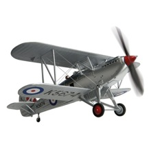 1:76 Scale Hawker Fury