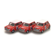 Mini Cooper Rally Set