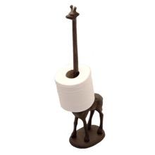 Giraffe Toilet Paper Roll Holder