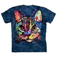 Patches The Cat T-Shirt