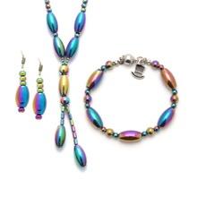 Rainbow Jewellery Set