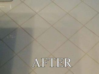 瓷砖灌浆清洁