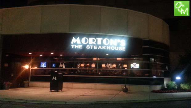 morton's steakhouse troy