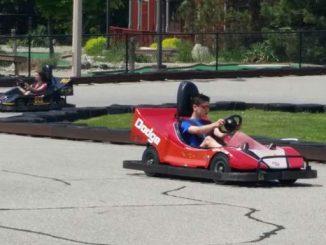 Sportway Go Karts.