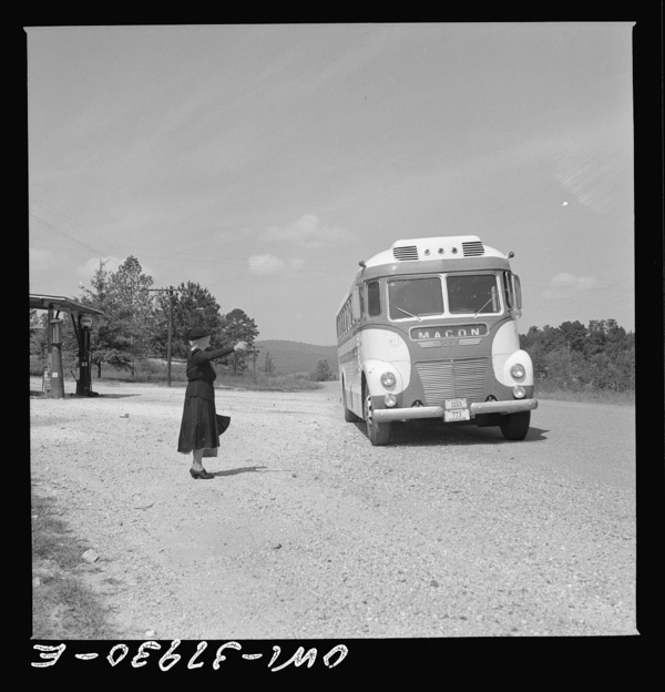 old bus photos, vintage bus, vintage bus photo, old busses