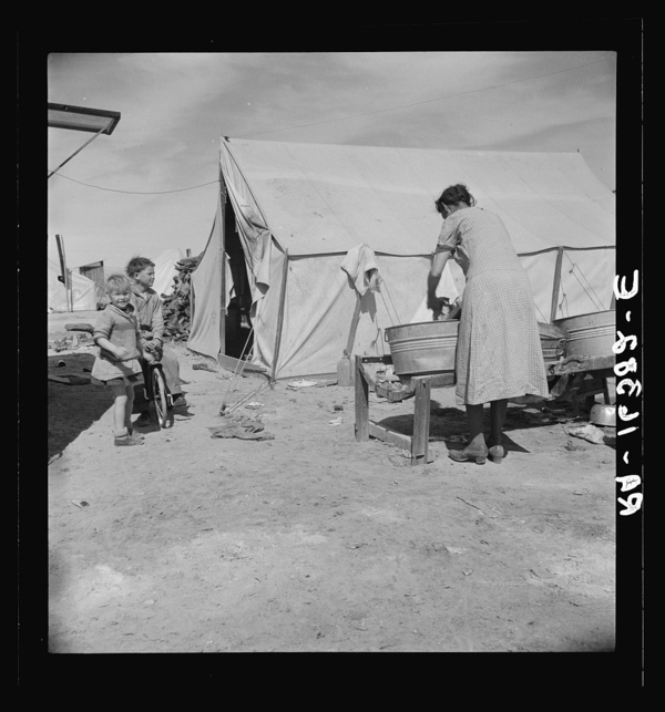 Imperial County, California 1937