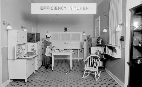 Kitchen Cabinets Ideas sellers kitchen cabinet history : A Pictorial History of the Hoosier Cabinet (9 Photos) - Old Photo ...