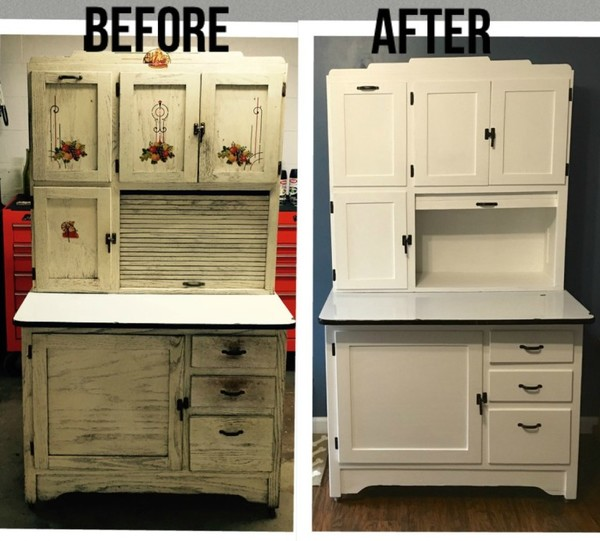 A pictorial history of the hoosier cabinet 9 photos for Kijiji repentigny meuble