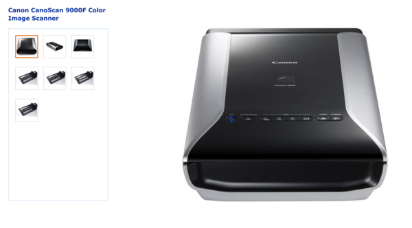 best scanners, best scanners for old photos, legacybox