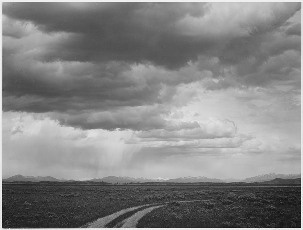 Ansel Adams photos, american west photos