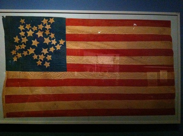 US flag evolution, old flag photos, old flag pictures