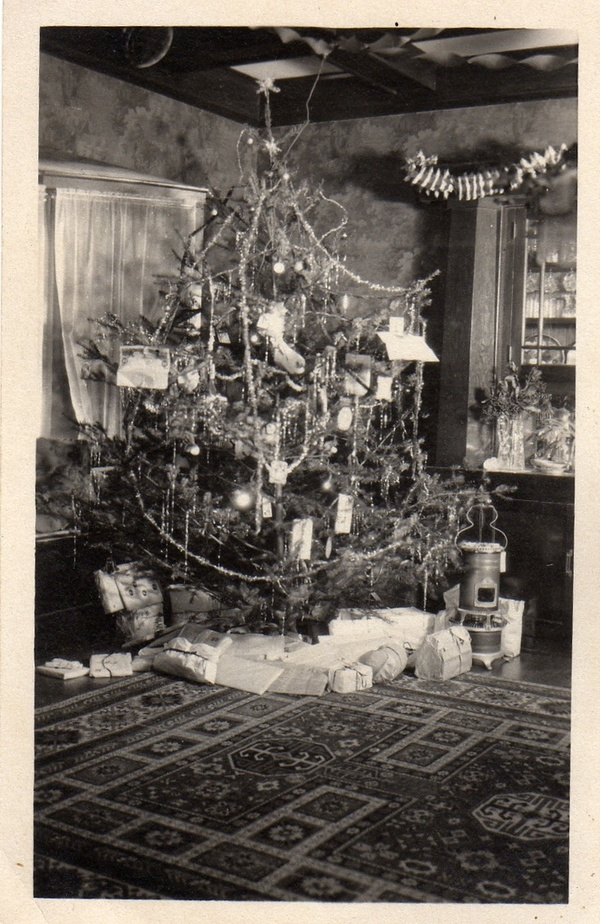 What Christmas Trees Looked Like 100 Years Ago 20 Photos Old