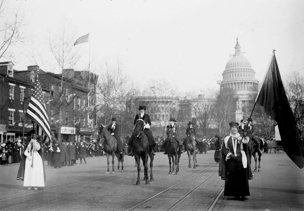 old suffrage photos, historic suffrage photos