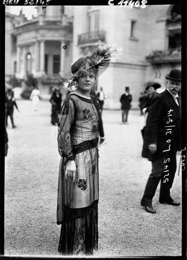 paris fashion vintage, old race fashion, old photos of fashion