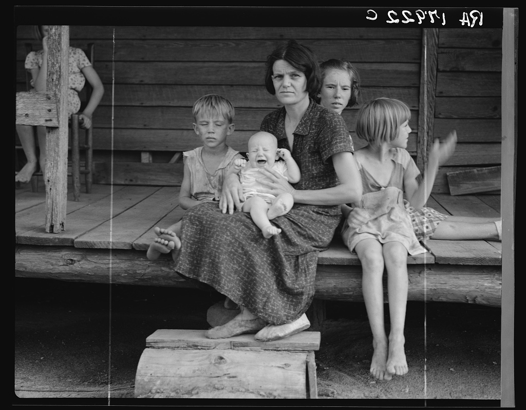 the great depression photo essay