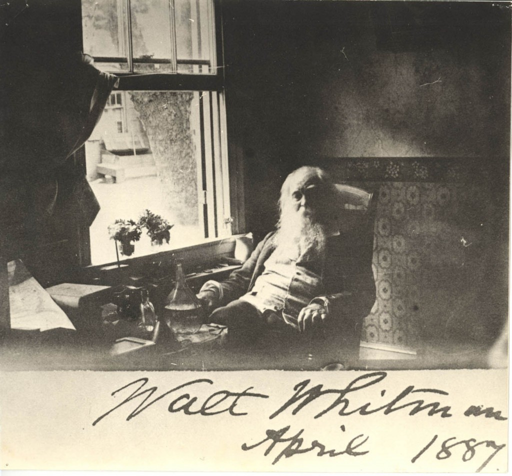 the working life of walt whitman Read on for a brief guide to getting started with walt whitman's work  at the  end of his life, whitman had offered a version of leaves of grass.