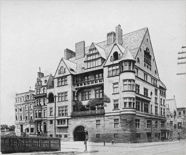 The lost mansions of new york city 7 photos old photo for Old new york mansions