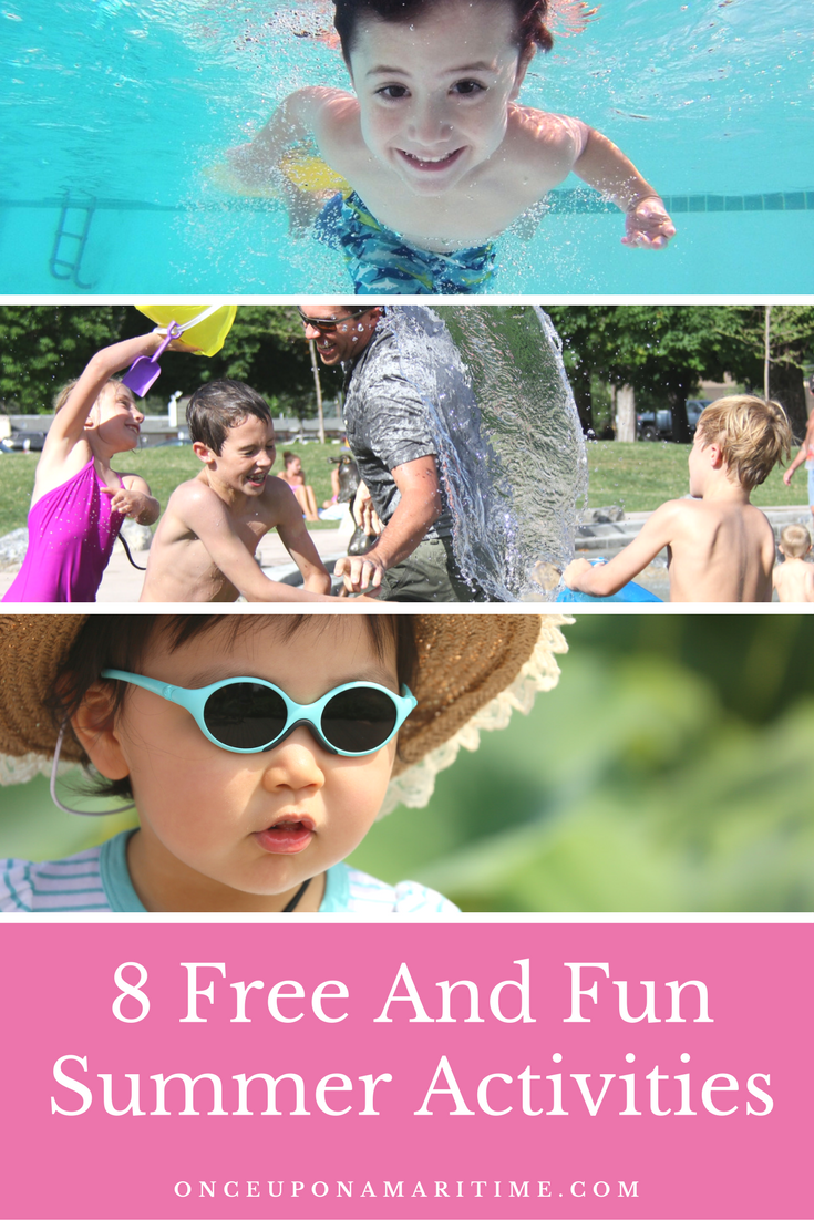 8 Free And Fun Activities To Keep Your Kids Busy This Summer