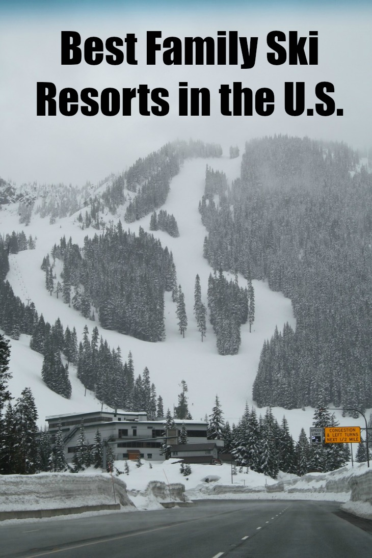 5 Best Family Ski Resorts in the USA