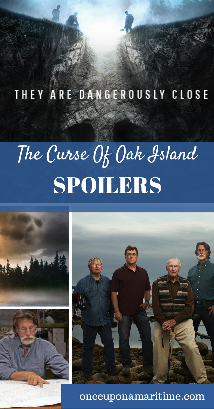 The Curse of Oak Island Review Episode 14, Preview of Episode 15 The Finale