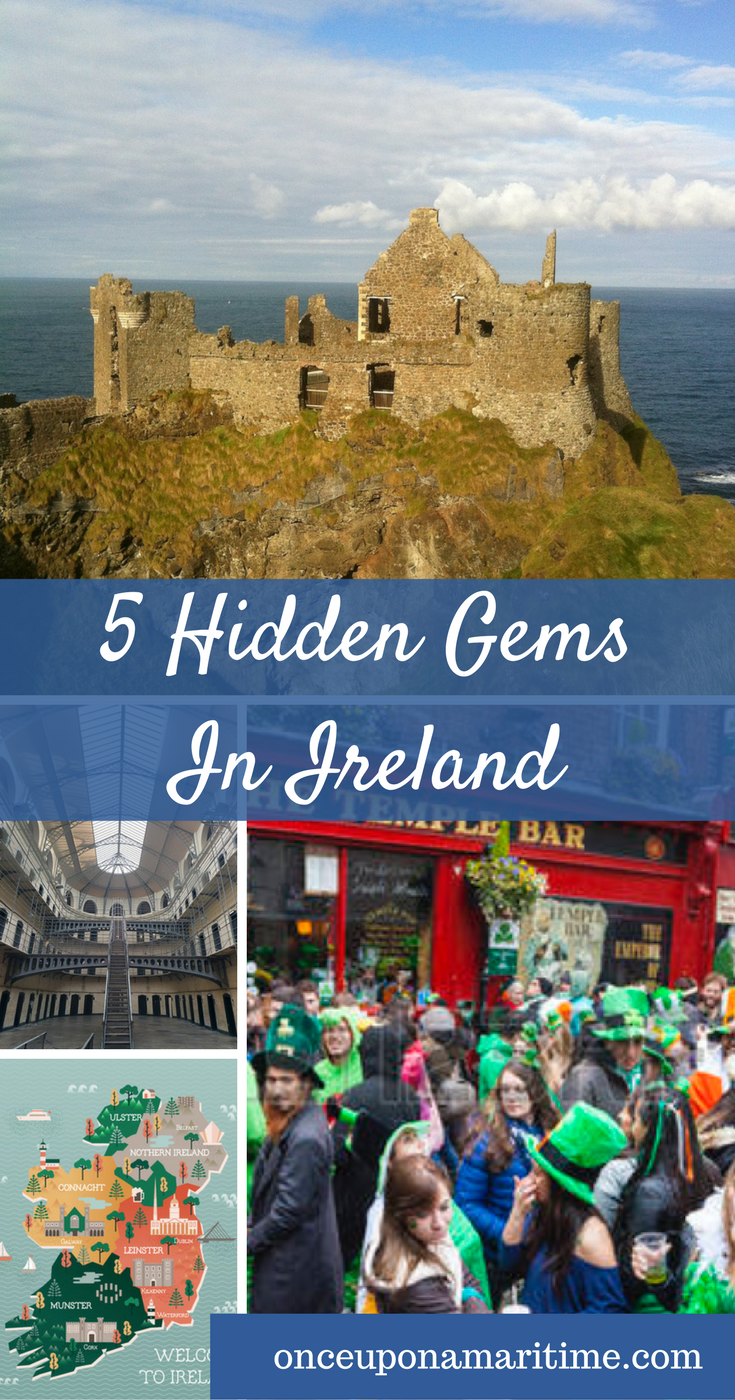 Celebrate St Patrick's Day With A Visit To The Emerald Isle: 5 Hidden Gems In Ireland