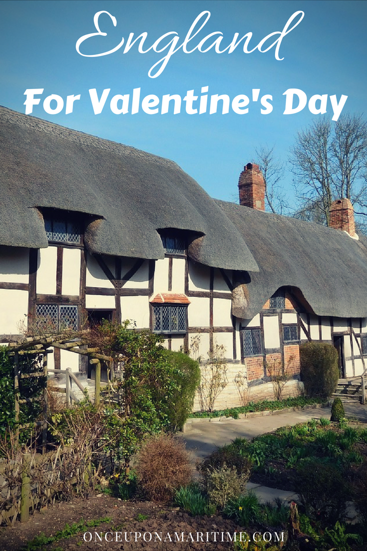 England The Perfect Place to Spend Valentine's Day