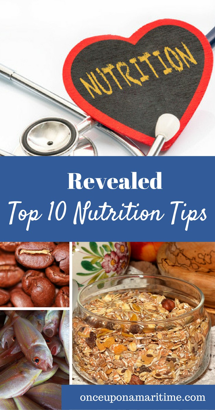 Revealed: Top 10 Nutrition Tips