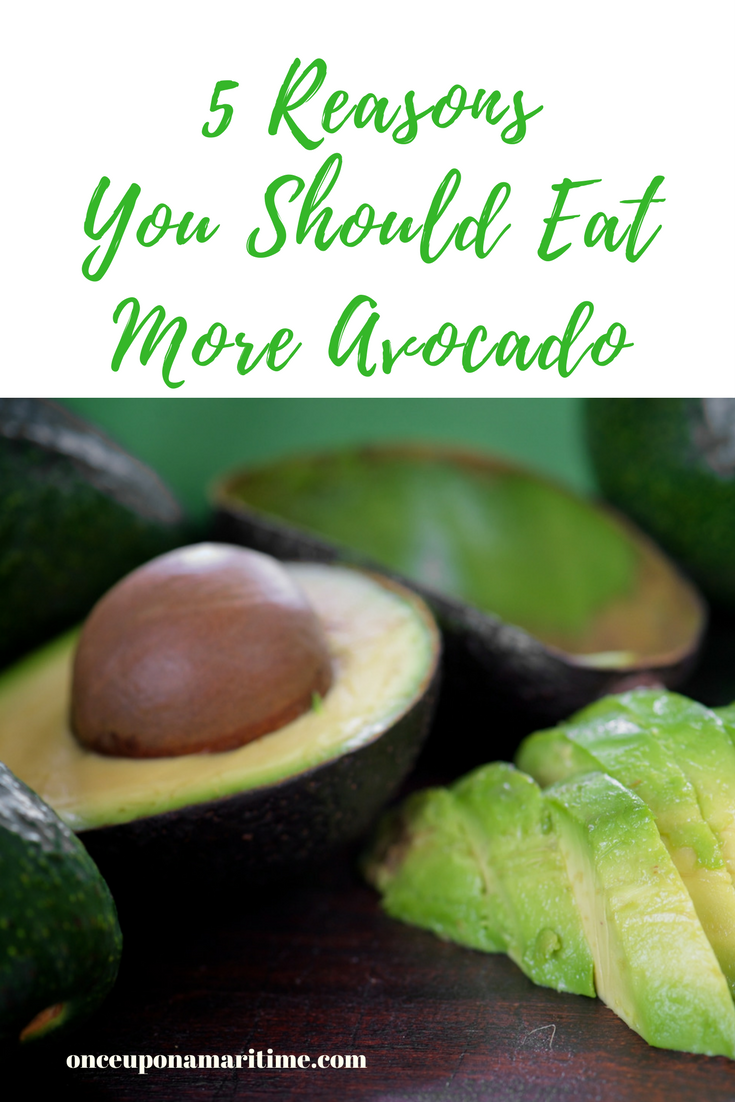 Reasons You Should Eat More Avocado