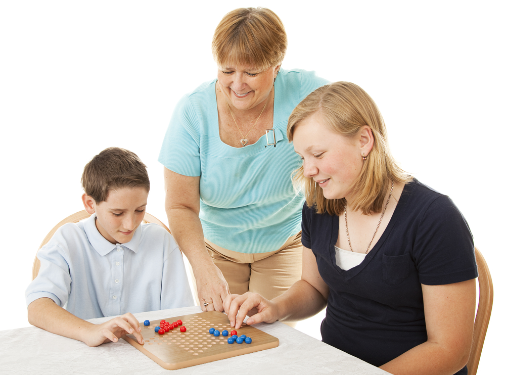 5 Family Fun Board Games