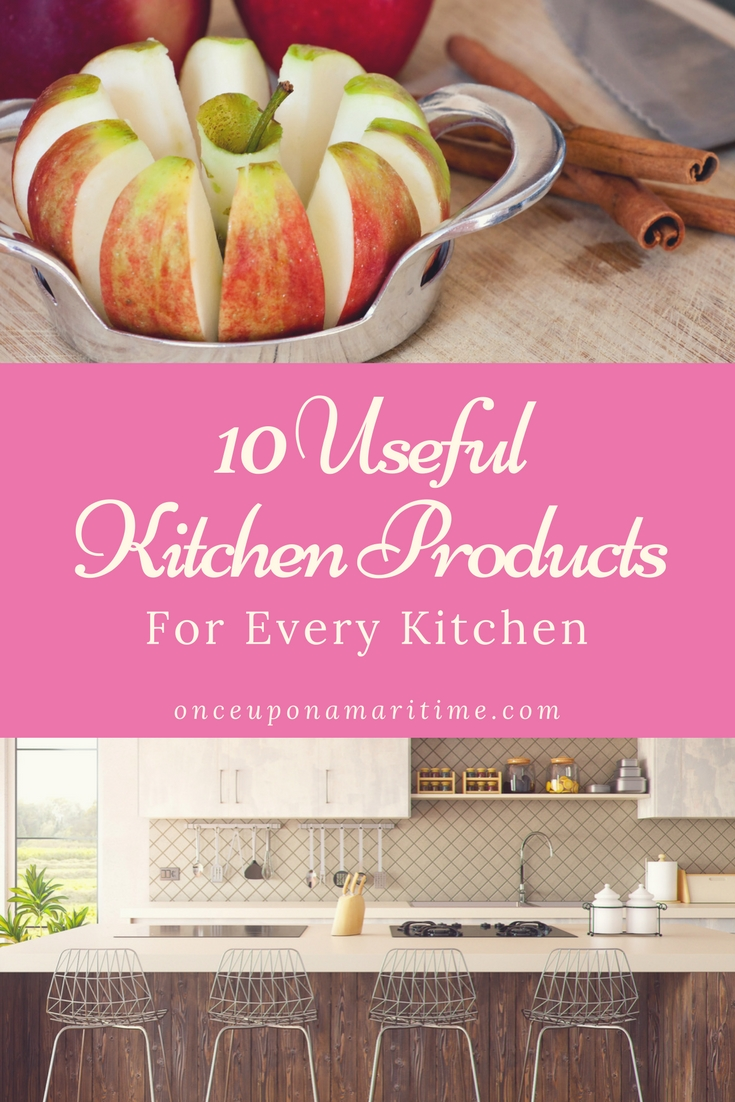 10 Useful Kitchen Products