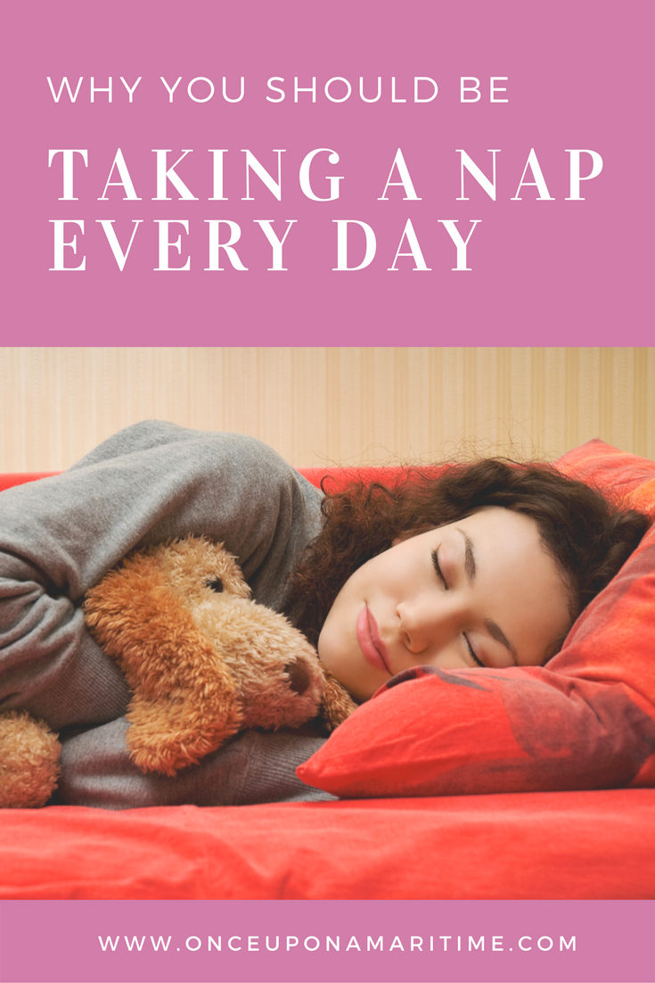 Why You Should be Taking a Nap Every Day